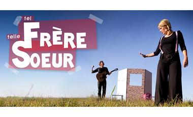 Visueel van project Lancement Album du Spectacle Tel Frere Telle Soeur