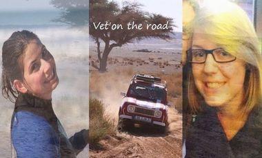 Visueel van project Vet'on the road again - Students challenge 2015