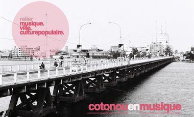 Visueel van project Cotonou en musique