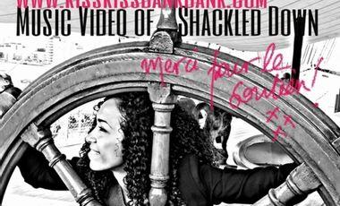 Visueel van project SHACKLED DOWN... enfin le Clip Vidéo!