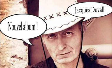 Visueel van project Nouvel album de Jacques Duvall