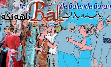 Project visual Le Bal de Balende Baran