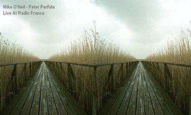 Visuel du projet Mike O'Neil - Peter Perfido Pressage  EP Live At Radio France