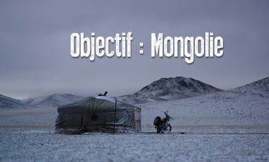 Visueel van project Objectif : Mongolie
