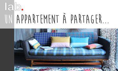 Visueel van project Un appartement à partager...