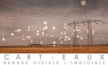 Visuel du projet CARTEAU rendre l'invisible lisible