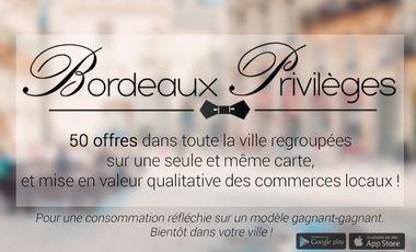 Visuel du projet Bordeaux Privilèges