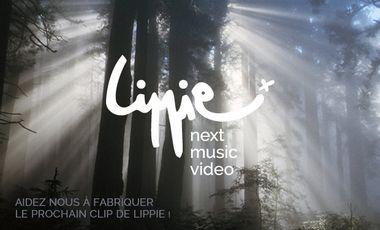 Visueel van project Lippie's Music Video