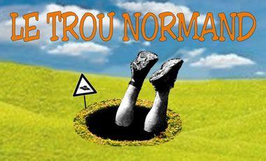 Visueel van project Le Trou Normand au festival international d'Aurillac