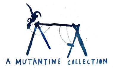Visueel van project A MUTANTINE COLLECTION  ~ 33t (compilation de musiques inattendues)