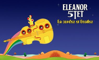 Visueel van project Eleanor 5tet : en cordes et Beatles, 1er album