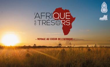 Visueel van project L'Afrique aux Trésors