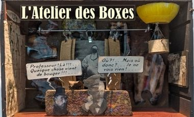 Visueel van project L'Atelier des Boxes