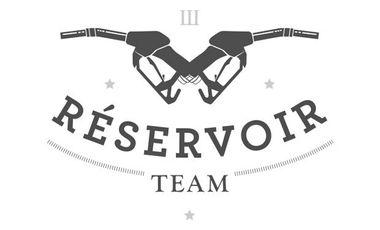Visueel van project Financez l'équipage Reservoir Team pour les 24 heures TT de France