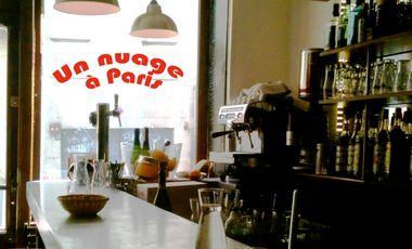 Visueel van project Un nuage à Paris