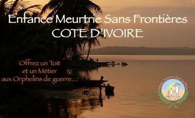 Visuel du projet Enfance Meurtrie Sans Frontiéres - Côte d'Ivoire