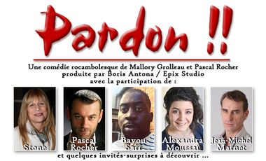 Project visual Pardon !!