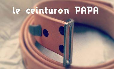Project visual Le ceinturon PAPA