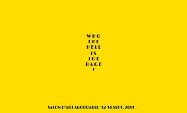 Visueel van project Les artistes de Joe Rage exposés à Paris !