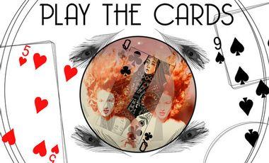 Visueel van project  PLAY THE CARDS – Participez à la réalisation du projet artistique de Julia.