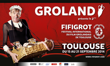 Visuel du projet Festival International du Film Grolandais de Toulouse