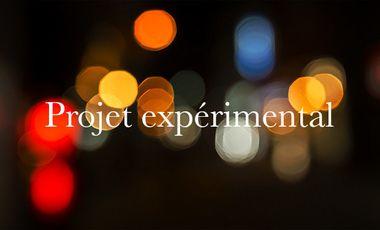 Visueel van project Projet expérimental - [Court-Métrage]