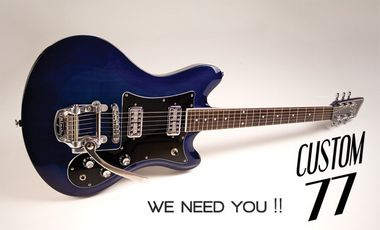 Project visual Custom77 : We Need You !!