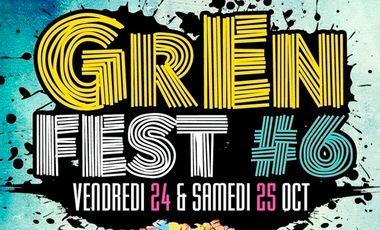 Visueel van project GrEn Fest 6