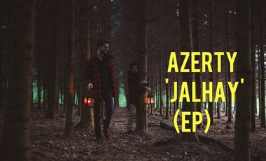 "Project visual Azerty - ""Jalhay"" (premier EP)"