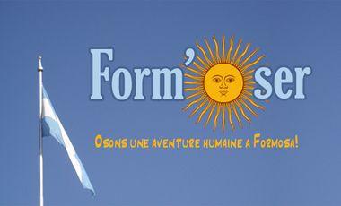 Visueel van project Form'Oser !