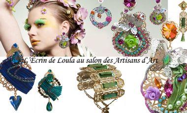 Visuel du projet L'Écrin de Loula au salon Bijoutiful
