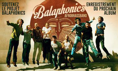 Visuel du projet >>>album Balaphonics<<<