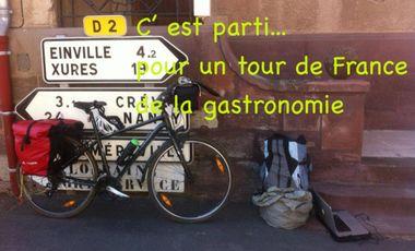 Visueel van project Le tour de France des chefs