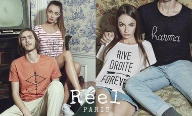 Visueel van project RÉEL | Découvrez la mode Bobo, Casual et 100% bio