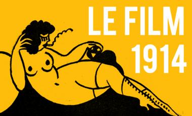 Visueel van project Le film 1914