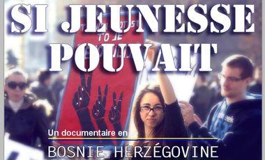 Visueel van project Bosnie-Herzégovine : Si jeunesse pouvait