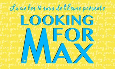 Visueel van project Looking for MaX