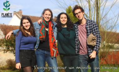 Visueel van project Planète D'Entrepreneurs, au service des entrepreneurs sociaux!
