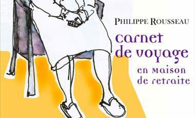 Visueel van project Carnet de voyage en Maison de retraite