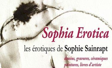 Visueel van project Sophia Erotica, les érotiques de Sophie Sainrapt