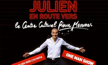 """Project visual 800 personnes et Julien à """"Pierre Messmer"""""""