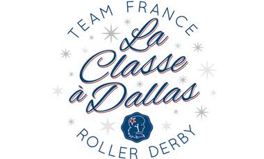 Visueel van project La Classe à Dallas - Team France Roller Derby