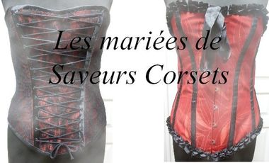 Visueel van project Les mariées de Saveurs Corsets