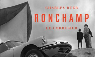 Visueel van project Charles Bueb  / Ronchamp  / Le Corbusier