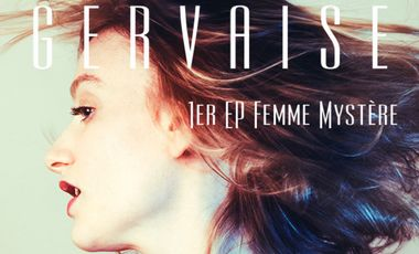 "Project visual Gervaise - 1er EP ""Femme Mystère"""