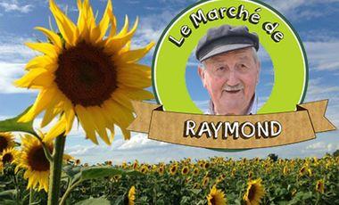 Project visual Marché de Raymond