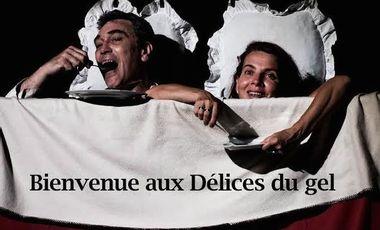 Visueel van project Bienvenue aux Délices du gel (Théâtre)