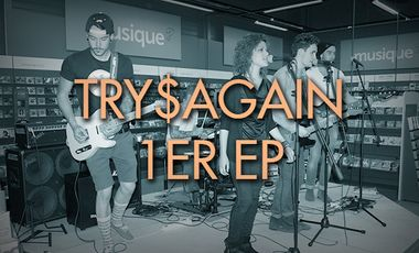Project visual 1er EP de Try$Again