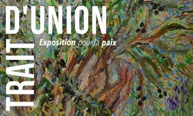 Visueel van project Exposition pour la paix Trait d'Union