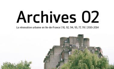 Visueel van project Archives 02 - La rénovation urbaine en Ile-de-France